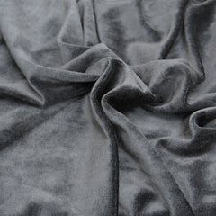 BAMBOO Velour Fabric OBV Black retail or wholesale