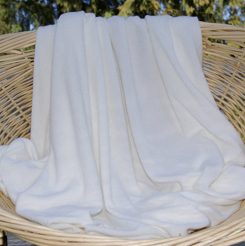 Bamboo Organic Cotton Baby Loop Terry Fabric Wholesale Rolls from $8.50/yard - Kinderel Bamboo Fabrics