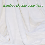 Bamboo Double Loop Terry Fabric Wholesale - Kinderel Bamboo Fabrics