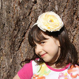Headband Buttercups - 5 inches - Kinderel Bamboo Fabrics