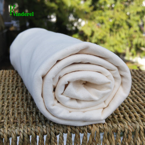 Bamboo Hemp Stretch Jersey Fabric Natural,Wholesale from $S 9.95/yard - Kinderel Bamboo Fabrics