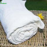 100% Bamboo Jersey Fabric Natural wholesale Rolls, from $6.65/yard - Kinderel Bamboo Fabrics