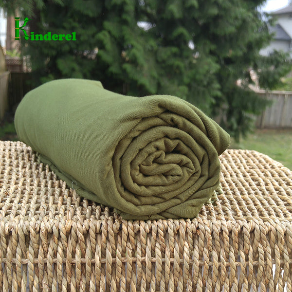 BAMBOO Stretch Jersey Fabric Capulet Olive 18-0426 Bolts from $ 7.12/yard - Kinderel Bamboo Fabrics