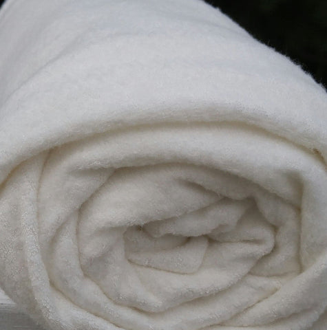 Bamboo Sherpa Terry Fabric Wholesale, from $8.50/yard - Kinderel Bamboo Fabrics