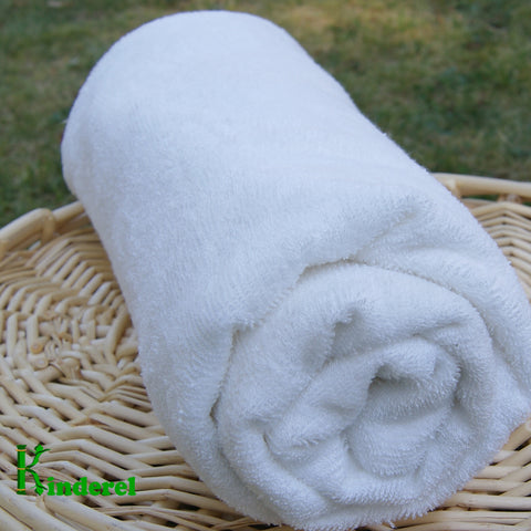 BAMBOO Towel Fabric by the Yard - Kinderel Bamboo Fabrics
