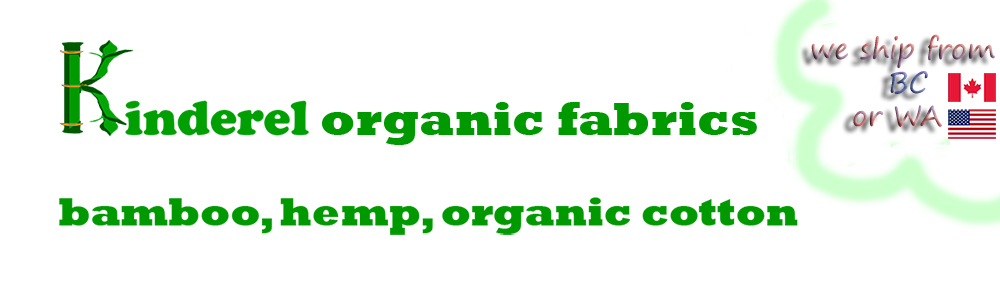 Quality Bamboo Organic Cotton Hemp Sewing Supplies