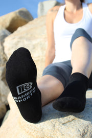Quarter High Bamboo Socks