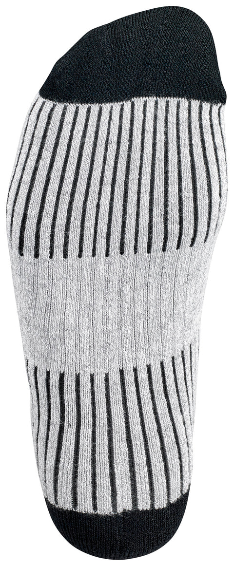 Premium Men's Bamboo Quarter High Crew Socks Men's Sizes 9-12 (3 Pack)