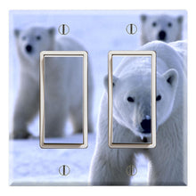 Load image into Gallery viewer, Poar Bear Family Arctic
