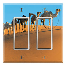 Load image into Gallery viewer, Camel in Desert Traveling Trek
