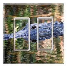 Load image into Gallery viewer, Alligator in Swamps
