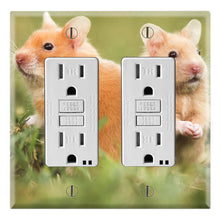 Load image into Gallery viewer, Couple Hamsters Lovely Cute