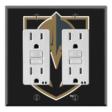 Load image into Gallery viewer, Vegas Knights Black