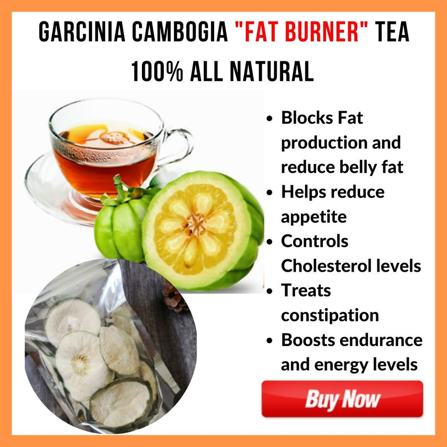 "Garcinia Cambogia ""Fat Burner"" Tea - 100% Dried Fruit 50g - Healthy Choices PH by Casa Kusina"