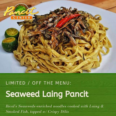 Seaweed Veggie Noodles 500g- SOLD OUT - Healthy Choices PH by Casa Kusina