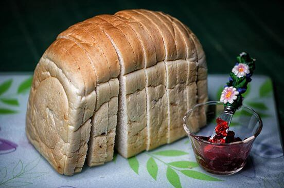 Keto Almond Bread loaf Plain - 600g (Metro Manila SAME DAY Delivery) - Healthy Choices PH by Casa Kusina