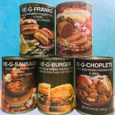 Vegan Meat (Halal, FDA Approved) 350g - Healthy Choices PH by Casa Kusina