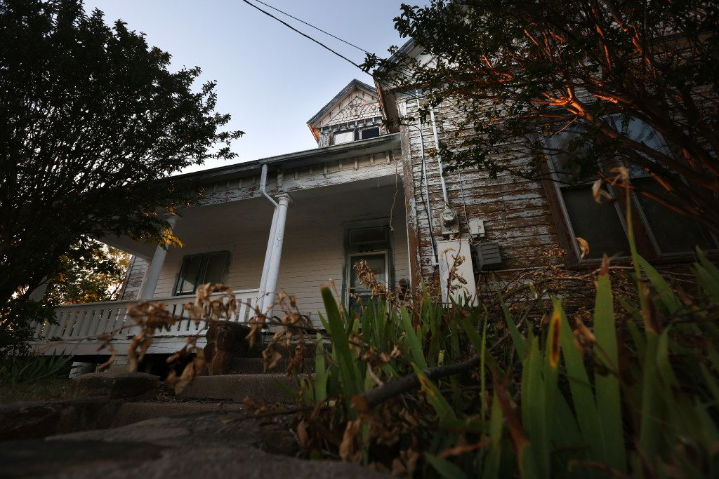 Haunted Hill House, Mineral Wells | Photo by The Dallas Morning News