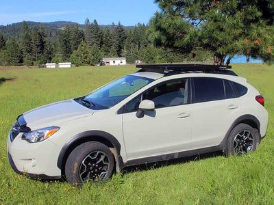 Subaru Crosstrek/XV Grab-On Slimline II Roof Rack Kit / 1165mm(W) x 1358mm(L)