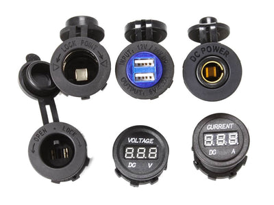Gauge and Socket Kit / 6 Units