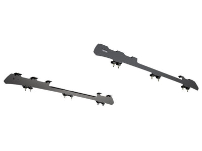Ford F250/F550 Super Duty, Crew Cab (1999-2016) Slimline II Roof Rack Kit / Tall - by Front Runner