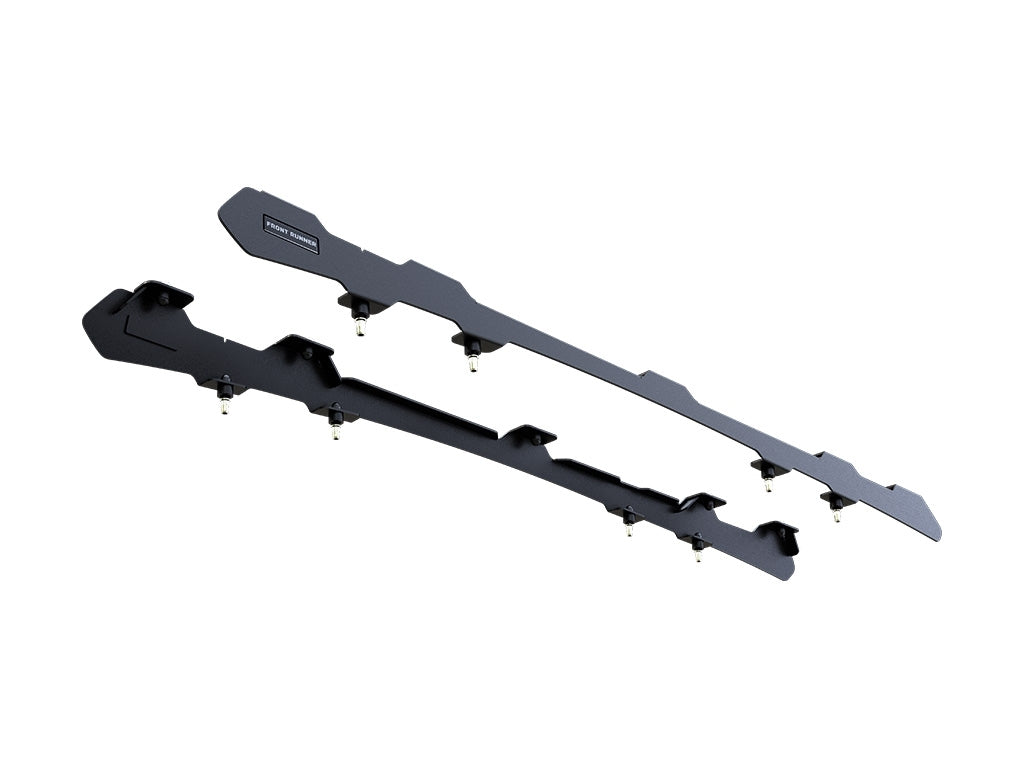 Ford Ranger T6/Mazda BT50 DC (2012-Current) Slimline II Roof Rack Kit / Low Profile