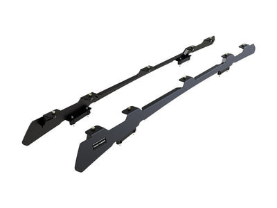 Hilux Revo DC (2016-Current) Slimline II Roof Rack Kit / Low Profile