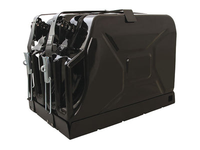 Double Jerry Can Holder