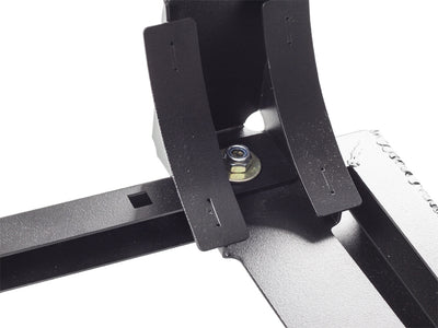 Defender 90/110 Single Gas Bottle Bracket