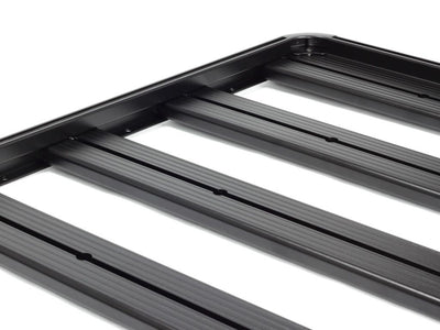 Pickup Mountain Top Slimline II Load Bed Rack Kit / 1425(W) x 1560(L) - by Front Runner