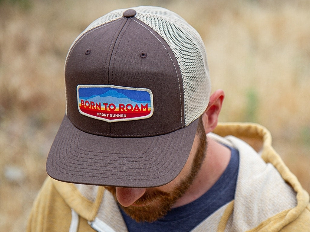 Born To Roam Mountain Cap