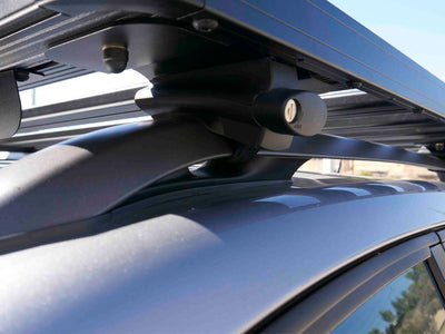 Jeep Cherokee KL Strap-On Slimline II Roof Rack Kit
