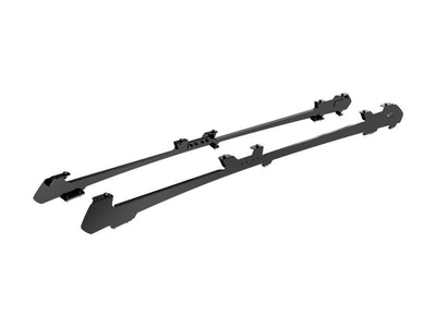 Mitsubishi Pajero Sport (QE Series) Slimline II Roof Rack Kit - by Front Runner