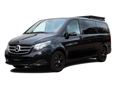 Mercedes Benz V-Class XLWB (2014-Current) Slimline II 1/2 Roof Rack Kit