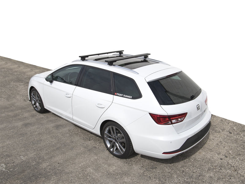 SEAT Leon ST (2014-Current) Load Bar Kit / Rail Grip