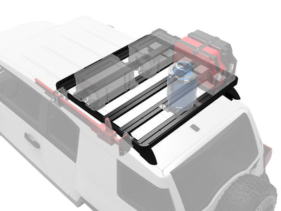 Toyota FJ Cruiser Slimline II 1/2 Roof Rack Kit