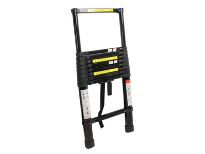 Telescopic Ladder / Black