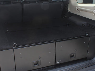 Mitsubishi Pajero CK LWB Drawer Kit