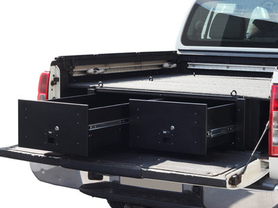 Nissan Navara D40 DC Drawer Kit