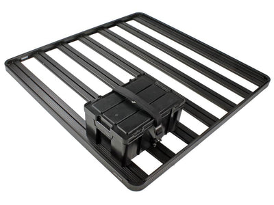 Lockable Storage Box Strap Down - by Front Runner