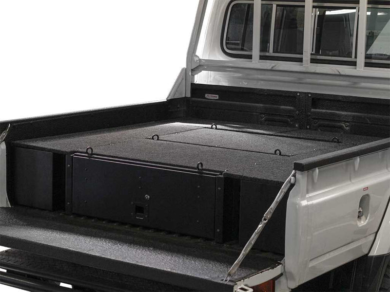 Toyota Land Cruiser 79 DC Drawer Kit - by Front Runner