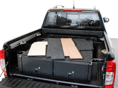 Nissan Navara D23 DC (2014-Current) Drawer Kit