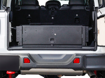 Jeep Wrangler JLU (2017-Current) Drawer Kit