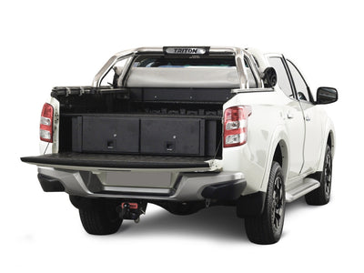 Mitsubishi Triton (2015 Current) Drawer Kit