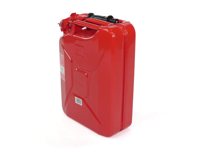 20l Red Jerry Can w/ Spout and Adapter