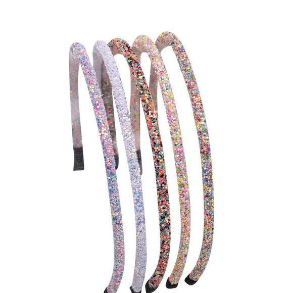Confetti Glitter Headbands