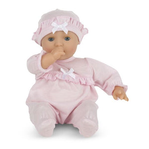 "Melissa & DougⓇ Mine to Love - Jenna 12"" Baby Doll"