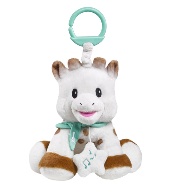 Sophie the Giraffe Sweetie Plush with Musical Box