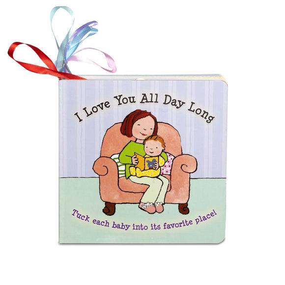 Melissa & Doug I Love You All Day Long Board Book