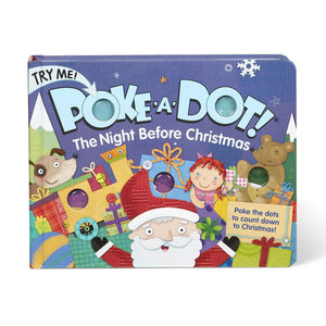 Poke-a-Dot - The Night Before Christmas Board Book